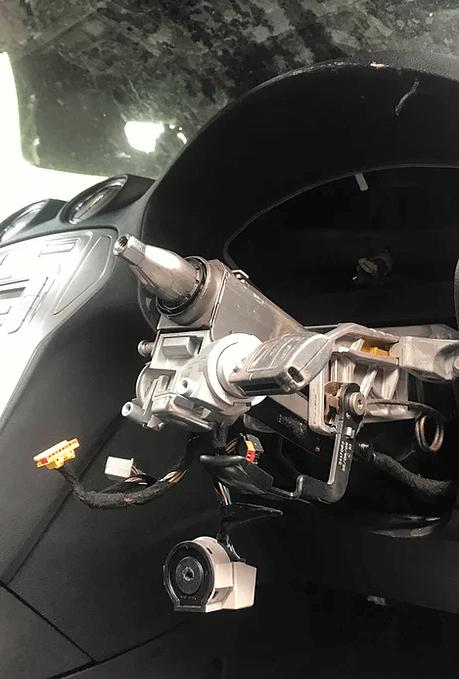 Car iginition switch repair surrey