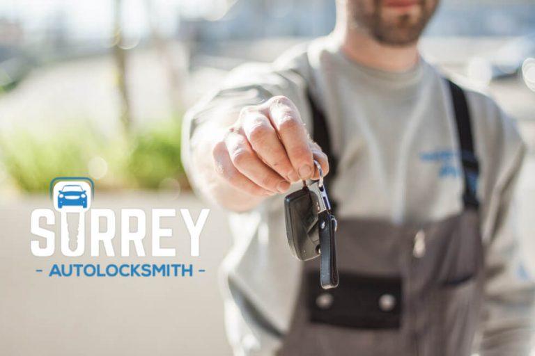 Surrey Auto Locksmith Mobile Car Key Replacement London