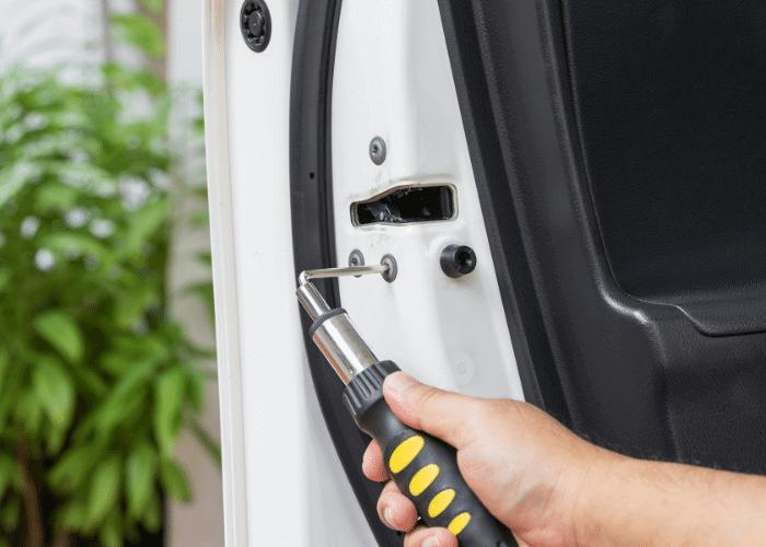 Van and Car Locksmith Surrey