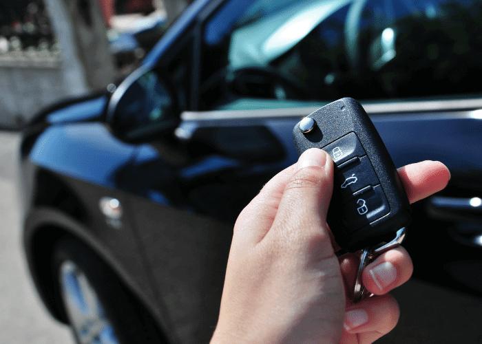 Lost Car Keys Surrey