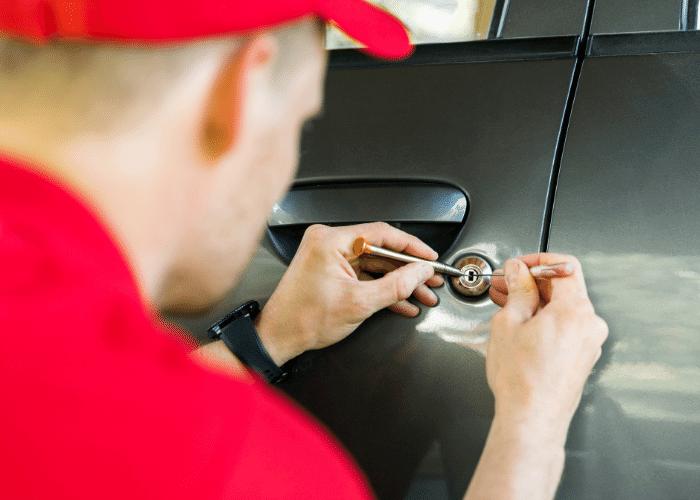 Locked Keys in Car Surrey